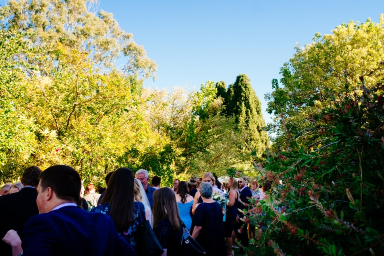 Historc garden wedding melbourne
